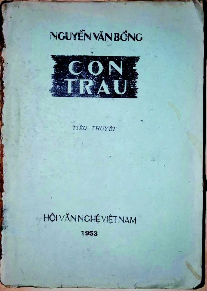 """Nguyễn Văn Bổng với """"Con trâu"""" - Ảnh 2."""
