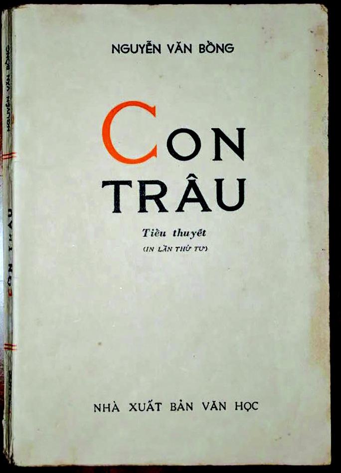 """Nguyễn Văn Bổng với """"Con trâu"""" - Ảnh 4."""