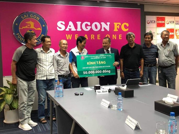 Sài Gòn FC gửi 2 cầu thủ đi Nhật - Ảnh 1.