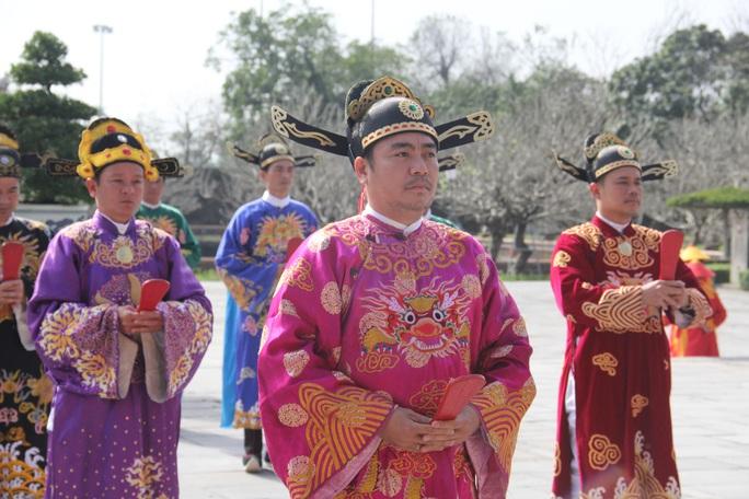 Vì sao không phục dựng nguyên bản lễ Nguyên đán triều Nguyễn? - Ảnh 12.