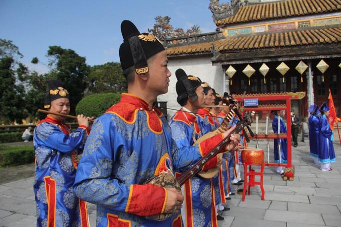 Vì sao không phục dựng nguyên bản lễ Nguyên đán triều Nguyễn? - Ảnh 2.