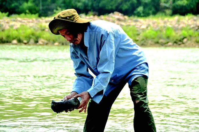 Lên thượng nguồn săn cá xanh - Ảnh 1.