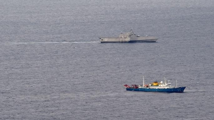 Tàu khảo sát Trung Quốc tăng cường hoạt động, liên tục xâm phạm EEZ nước khác - Ảnh 1.