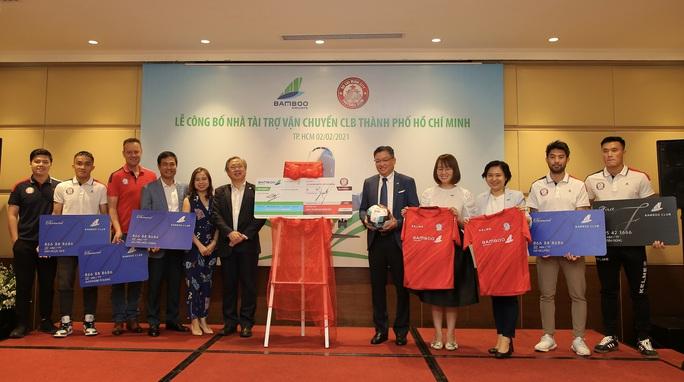Lee Nguyễn được tài trợ vận chuyển - Ảnh 1.