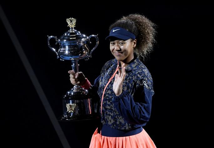 Vô địch Giải Úc mở rộng 2021, Naomi Osaka có 4 danh hiệu Grand Slam - Ảnh 4.