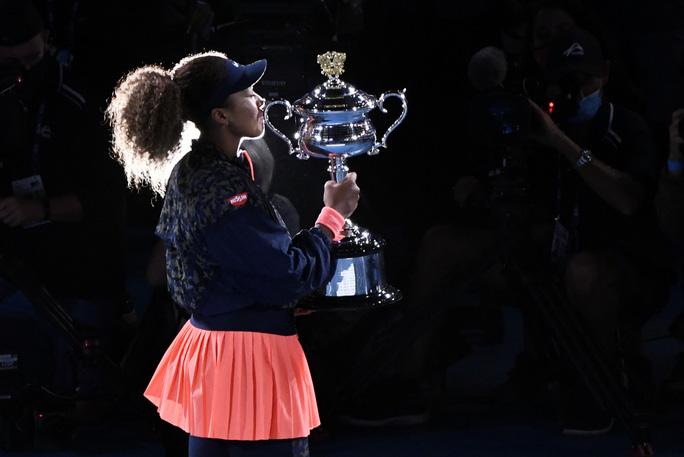Vô địch Giải Úc mở rộng 2021, Naomi Osaka có 4 danh hiệu Grand Slam - Ảnh 2.