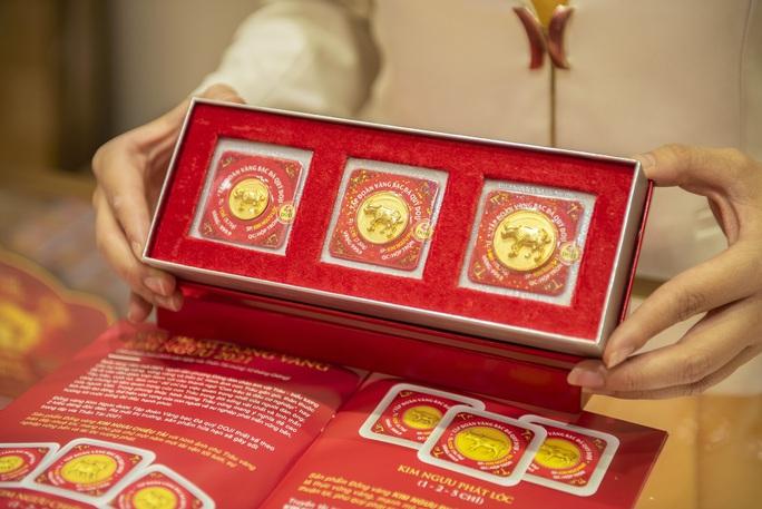 Ngân hàng, tiệm vàng đua bán vàng online cho ngày Thần tài - Ảnh 1.