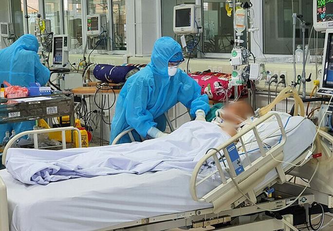 19 trường hợp bệnh nhân Covid-19 nặng, tiên lượng nặng và nguy kịch - Ảnh 1.