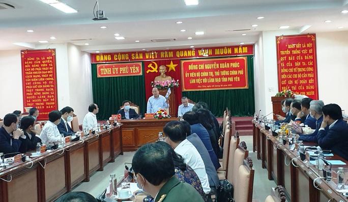 Thủ tướng Nguyễn Xuân Phúc phát động Tết trồng cây tại Phú Yên - Ảnh 10.