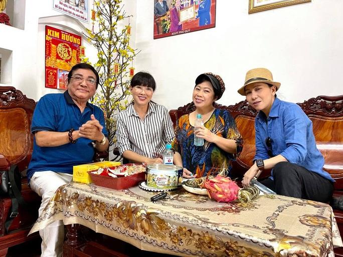 Nghệ sĩ Phương Dung và nhóm Ngũ Long du ký khởi động Thương đời gạo chợ nước sông - Ảnh 2.