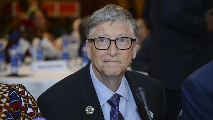 Ti phu Bill Gates ven man nguyen nhan tham hoa o Texas