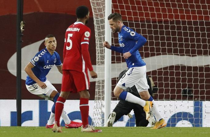 Địa chấn Anfield, Liverpool thua tan tác Everton trận derby Merseyside - Ảnh 7.