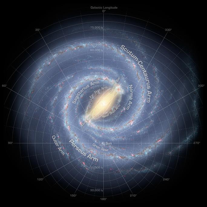 Tìm ra vật thể khủng khiếp phát tín hiệu vô tuyến đến Trái Đất - Ảnh 1.