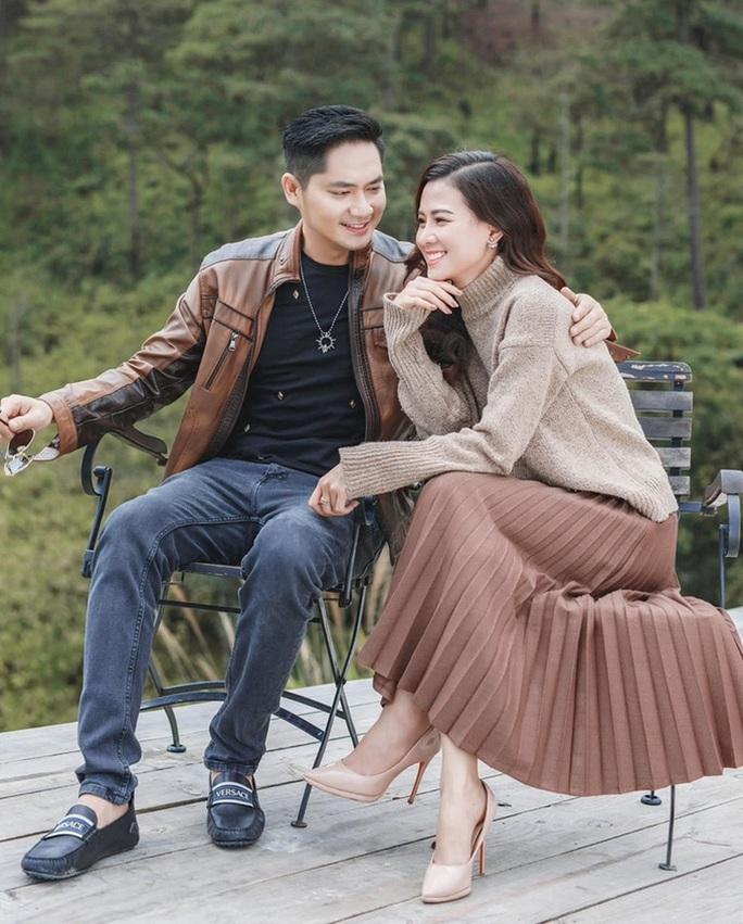 Quyền Linh, Kha Ly, Vân Trang… chúc phúc diễn viên Minh Luân - Ảnh 1.
