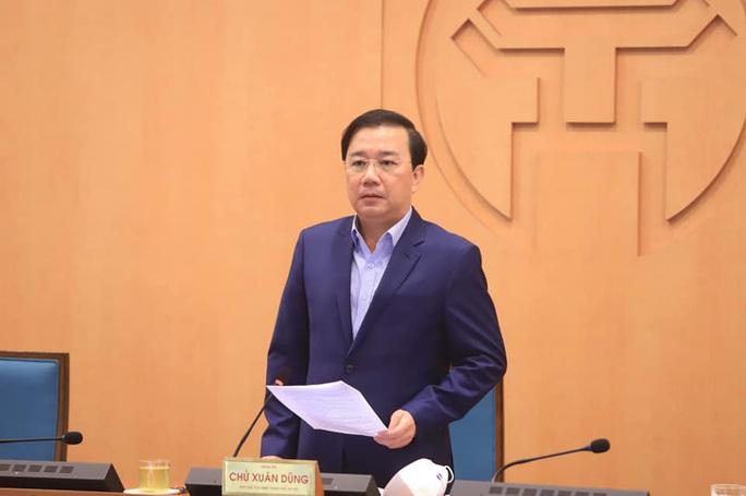 Đề xuất Hà Nội mua 15 triệu liều vắc-xin Covid-19, tiêm 2 mũi cho người từ trên 18 tuổi - Ảnh 1.