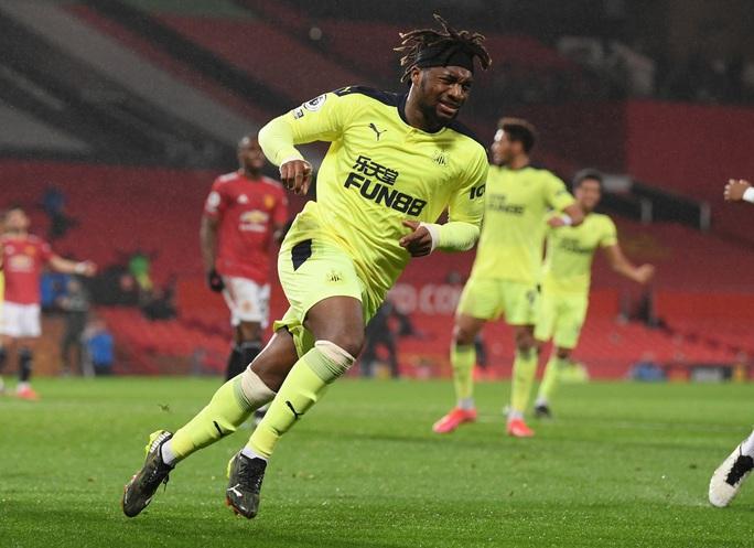 Thắng thuyết phục Newcastle, Man United mạnh mẽ về ngôi nhì bảng - Ảnh 5.