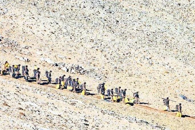 Ấn - Trung rút quân dè chừng khỏi khu vực biên giới tranh chấp - Ảnh 1.