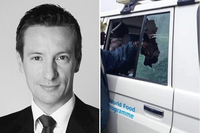 Đại sứ Ý bị sát hại giữa ban ngày - Ảnh 1.