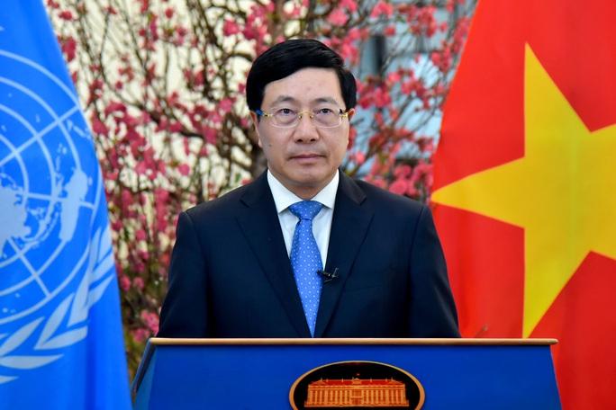 Việt Nam ứng cử vị trí thành viên Hội đồng Nhân quyền Liên Hiệp Quốc - Ảnh 1.