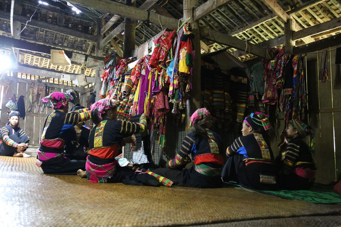 Làm báo cùng Báo Người Lao Động: Độc đáo lễ Ma Tươi của người Lô Lô Đen - Ảnh 1.