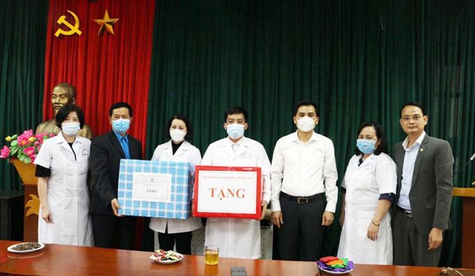 Hà Nội: Động viên lực lượng làm nhiệm vụ chống dịch - Ảnh 1.