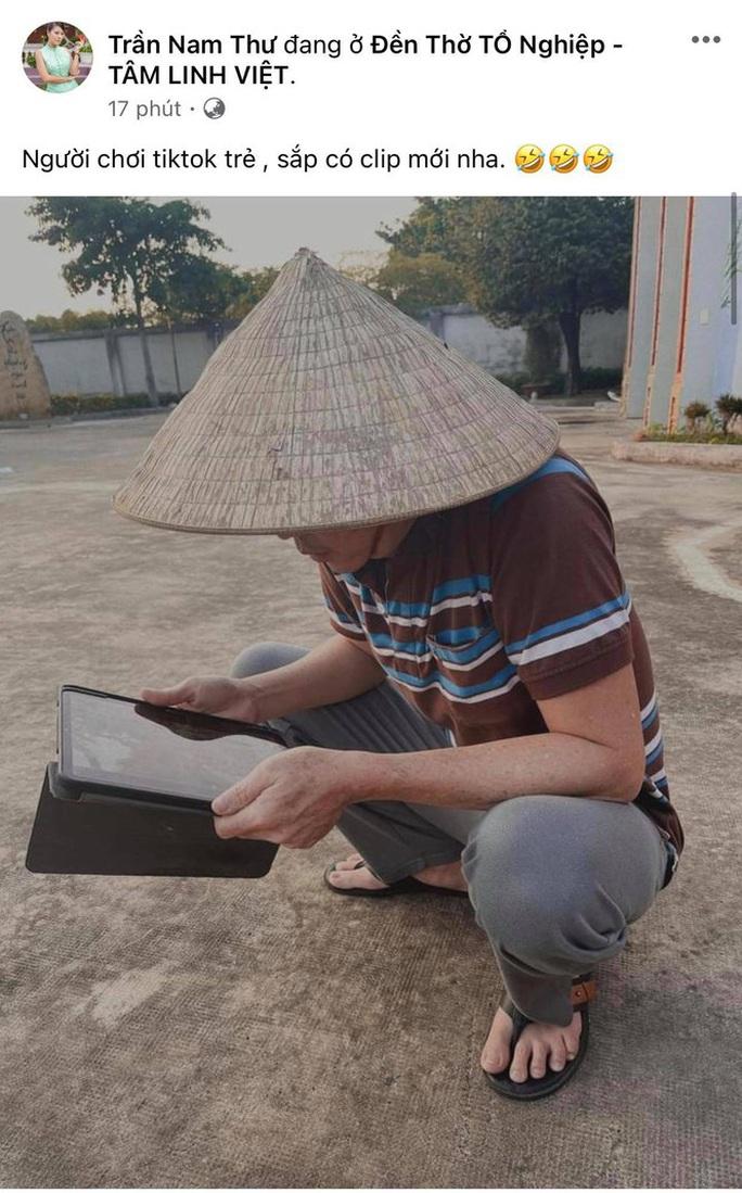 Sau Youtube, Hoài Linh gây bão like trên vũ trụ Tik Tok - Ảnh 4.