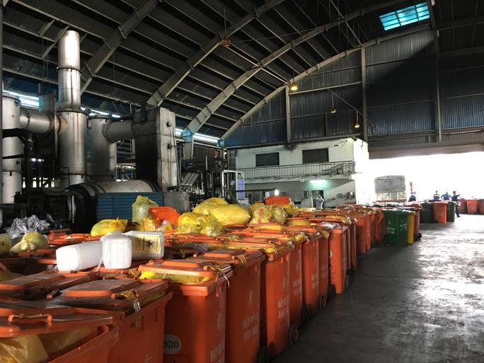 TP HCM sẽ đưa thêm 1 bãi chôn lấp rác công suất 2.000 tấn/ngày vào hoạt động - Ảnh 1.