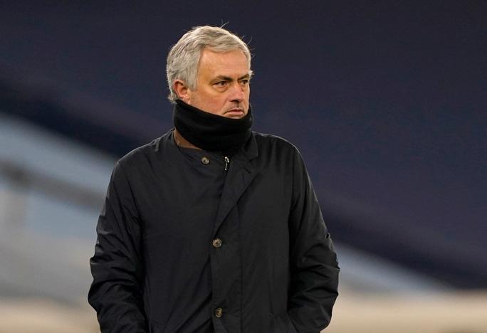 Tottenham sa thải HLV Jose Mourinho - Ảnh 1.