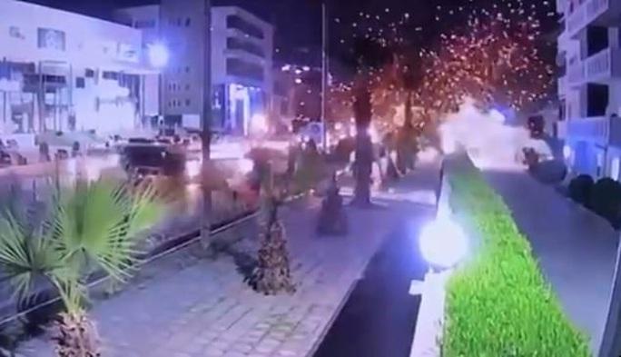 Mỹ tức giận sau loạt tên lửa nhắm vào đại sứ quán ở Iraq - Ảnh 1.