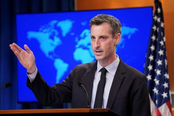 Mỹ tức giận sau loạt tên lửa nhắm vào đại sứ quán ở Iraq - Ảnh 2.