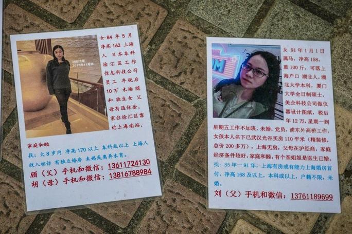 Ghép đôi gái ế đô thị và trai nông thôn, chuyên gia Trung Quốc hứng gạch đá - Ảnh 1.