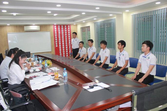 Tổ chức kỳ thi kỹ năng đặc định đầu tiên ở Việt Nam - Ảnh 1.