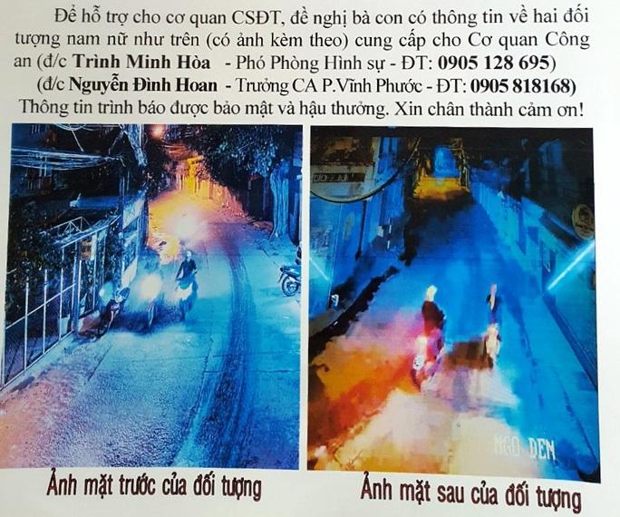 Truy tìm hung thủ đâm chết người sau va chạm giao thông ở Nha Trang - Ảnh 1.