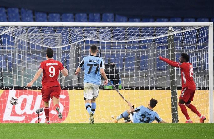 Bayern Munich dội mưa bàn thắng, chủ nhà Lazio thua tan tác - Ảnh 4.
