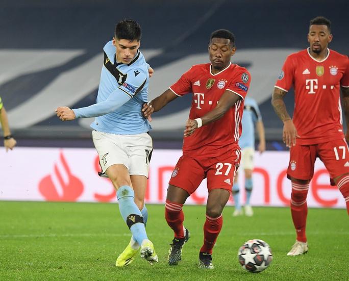 Bayern Munich dội mưa bàn thắng, chủ nhà Lazio thua tan tác - Ảnh 5.