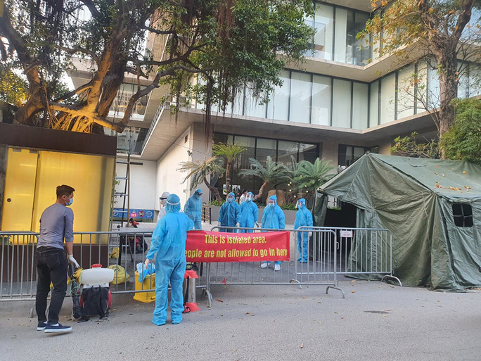 Người đàn ông Nhật Bản tử vong ở Hà Nội nhiễm biến thể SARS-CoV-2 lần đầu ghi nhận tại Việt Nam - Ảnh 1.