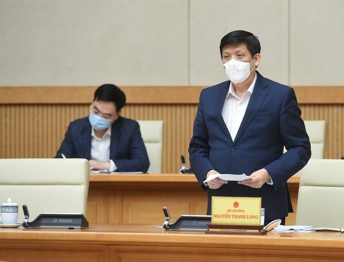 Thủ tướng Nguyễn Xuân Phúc chốt một số vấn đề về phòng chống Covid-19 - Ảnh 2.