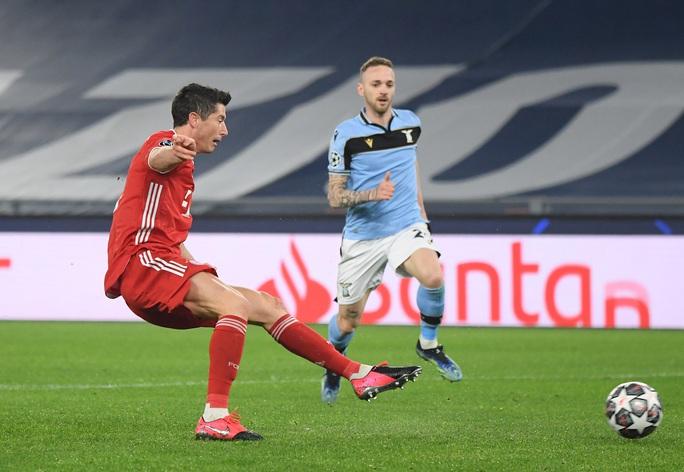 Bayern Munich dội mưa bàn thắng, chủ nhà Lazio thua tan tác - Ảnh 1.