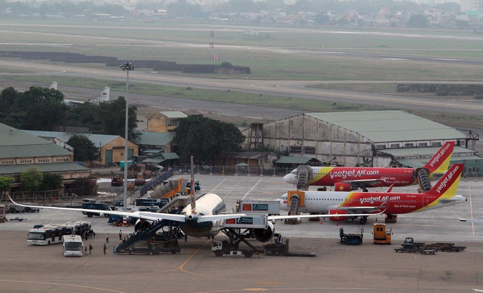 Phê duyệt điều chỉnh Quy hoạch sân bay Tân Sơn Nhất, phục vụ 50 triệu lượt hành khách/năm - Ảnh 1.