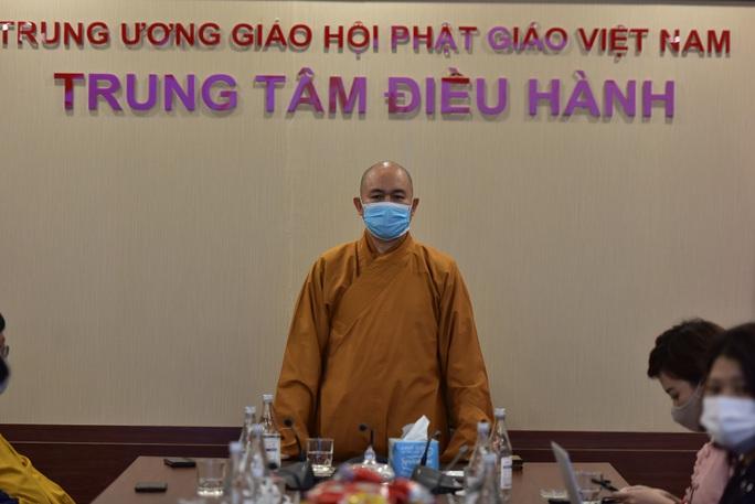 Giáo hội Phật giáo muốn lắng nghe ý kiến về thử nghiệm cúng dường qua ví Momo - Ảnh 1.