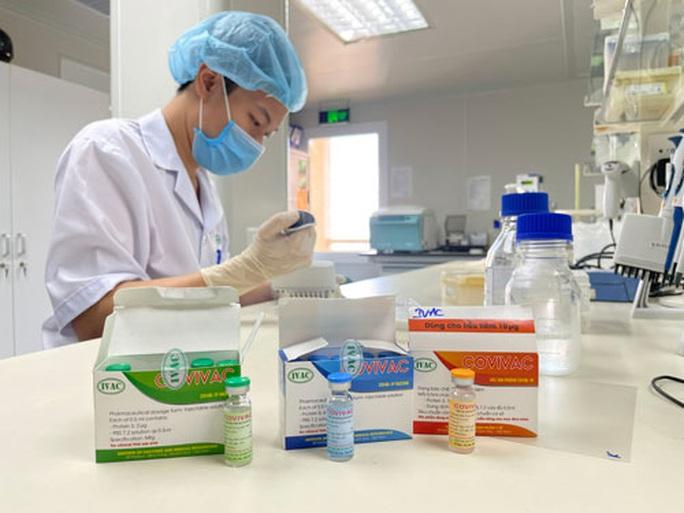 Đặc nhiệm blouse trắng: Nỗ lực cho ra đời vắc-xin made in Vietnam - Ảnh 1.