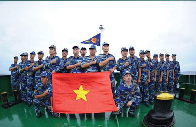 Bản lĩnh Cảnh sát biển Việt Nam - Ảnh 1.