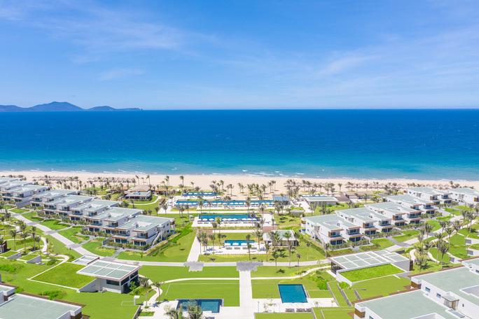 Resort dành cho gia đình của Công ty Vịnh Thiên Đường vào Top 10 khu nghỉ dưỡng tốt nhất Việt Nam - Ảnh 1.