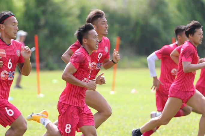 Sài Gòn FC dọn đường cho cầu thủ Việt đi Nhật - Ảnh 1.