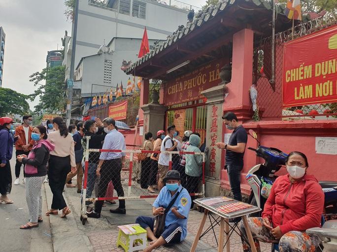 Cận cảnh viếng chùa Vĩnh Nghiêm, Việt Nam Quốc Tự, Phước Hải rằm tháng Giêng - Ảnh 7.