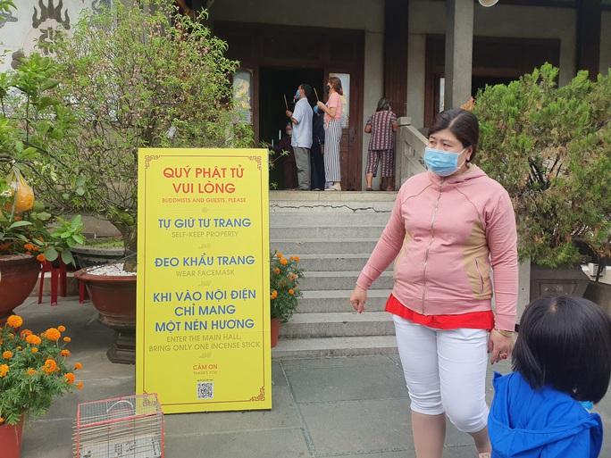 Cận cảnh viếng chùa Vĩnh Nghiêm, Việt Nam Quốc Tự, Phước Hải rằm tháng Giêng - Ảnh 3.
