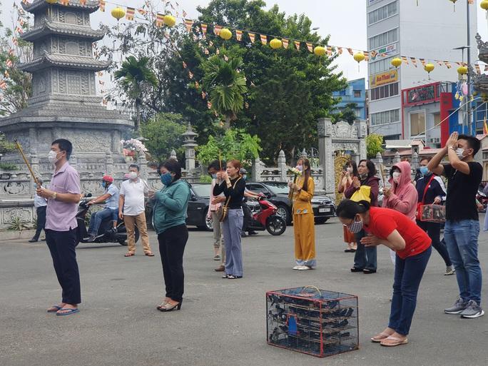 Cận cảnh viếng chùa Vĩnh Nghiêm, Việt Nam Quốc Tự, Phước Hải rằm tháng Giêng - Ảnh 4.