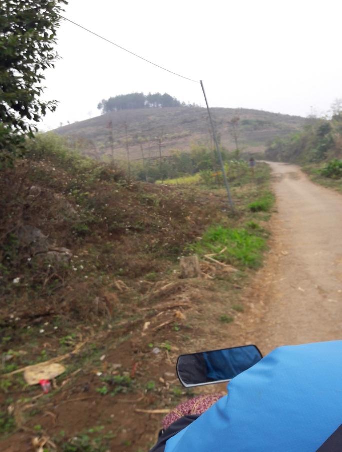 Làm báo cùng Báo Người Lao Động: Gieo chữ trên đá núi Chiềng Sung - Ảnh 1.