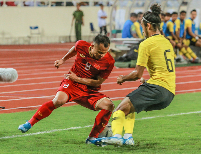 """Cầu thủ Trọng Hoàng: """"Mục tiêu lọt vào vòng loại thứ 3 World Cup 2022"""" - Ảnh 1."""