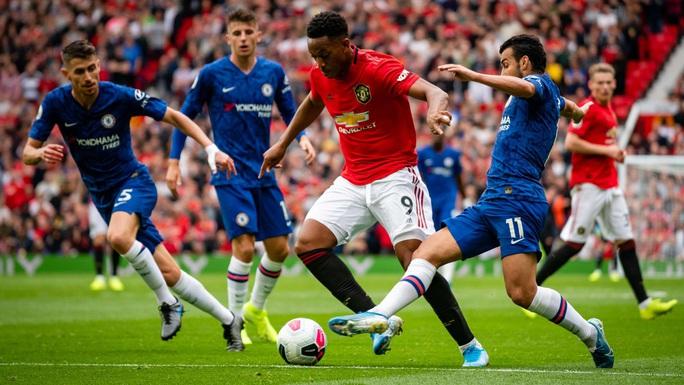 Chelsea - Man United: Rực lửa đại chiến Stamford Bridge - Ảnh 1.